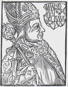 Stanislav Thurzo (Reprofoto: Bartoloměj Paprocký: Zrcadlo slavného markrabství moravského, Wikimedia Commons, CC BY-SA 3.0)