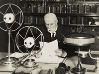 Tomáš Garrigue Masaryk, foto: archiv ČRo