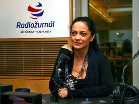 Lucie Bílá, photo: Petra Čechová, ČRo
