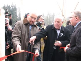 Miroslav Bobek (links)
