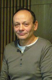 Ivan Pokorný, photo:Jana Chládková, ČRo