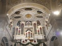 Nuevo órgano para la basílica de Svatá Hora, en Příbram, foto:  ČTK/Chaloupka Miroslav