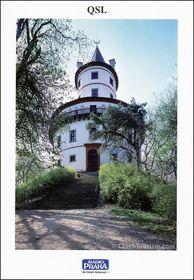 QSL-карточка Замок Гумпрехт