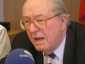Jean-Marie Le Pen, foto: Alexis Rosenzweig