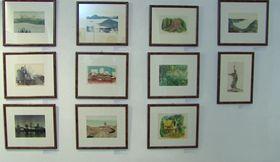Выставка работ Иржи Калоусека в галерее Millennium, фото: ЧТ24