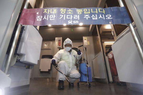 Photo: ČTK/AP/Ahn Young-joon