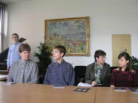 Лауреаты Международного конкурса юных музыкантов 'Кончертино Прага'