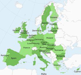 Европейский Союз (Фото: Ssolbergj, Wikimedia CC BY-SA 3.0)