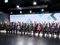 Cumbre en Viena, foto: ČTK / AP / Ronald Zak