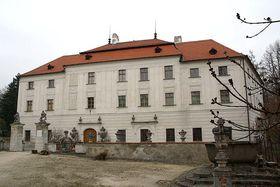 Zámek vBudišově na Třebíčsku, foto: Jiří Sedláček - Frettie, CC BY 3.0 Unported