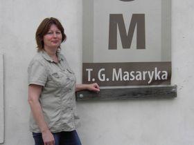 Барбора Беднаржова-Шафранкова, Фото: Антон Каймаков, Чешское радио - Радио Прага