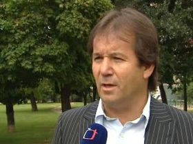 Andor Šandor, photo: Czech Television