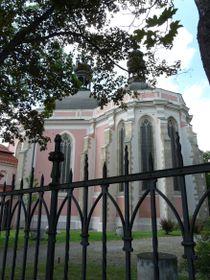 Костел Святой Девы Марии и Карла Великого, Фото: Екатерина Сташевская, Чешское радио - Радио Прага