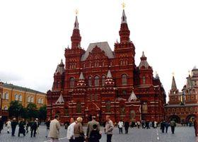 Москва (Фото: Яна Шустова)
