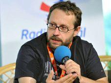 Tomáš Baldýnský, photo: Filip Jandourek