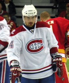 Tomáš Plekanec, photo: Resolute / Creative Commons 3.0 Unported