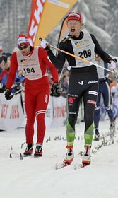 Oskar Svard (right), photo: CTK
