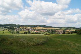 Typický pozemek vČeské republice má vtuto chvíli, dle našeho zjištění, výměru okolo 1200m², ilustrační foto: Miloš Turek