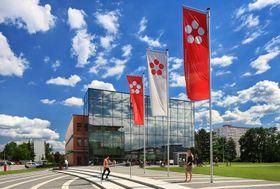 La Universidad de Bohemia del Sur, České Budějovice (Foto: JČU)