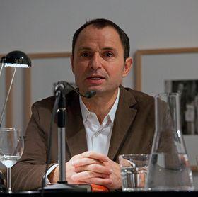 Norbert Gstrein (Foto: Hpschaefer, Wikimedia CC BY-SA 3.0)
