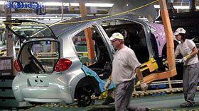 TPCA car plant, photo: CTK