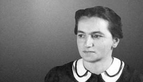 Алоизия Шпичакова, фото: Архив города Салаш