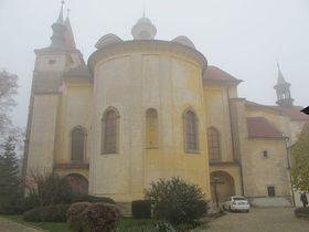 Kloster der heiligen Dreifaltigkeit (Foto: Martina Schneibergová)