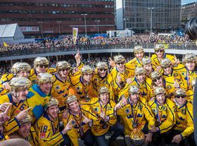 Победа команды Швеции в 2017 году, фото: Fouganthin CC BY-SA 4.0
