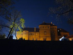 Castillo de Brandýs nad Labem, foto: VitVit / Creative Commons 3.0 Unported