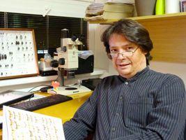 Tomáš Kuras, foto: Fakultad de ciencias naturales de la Universidad Palacký de Olomouc