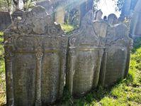 Jüdischer Friedhof von Mladá Boleslav (Foto: Maria Hammerich-Maier)