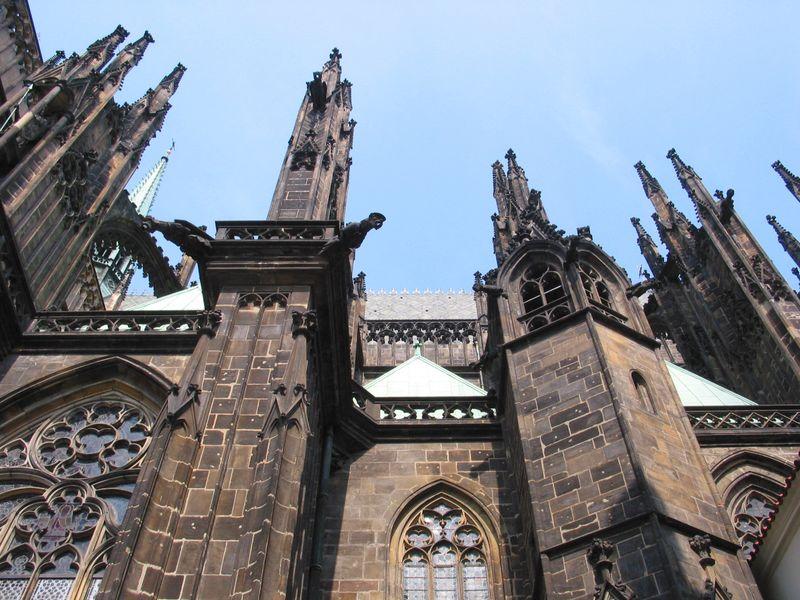 La cathédrale Saint-Guy, photo: Štěpánka Budková