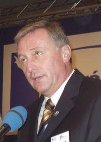 Líder del Partido Cívico Democrático, Mirek Topolánek (Foto: Zdenek Valis)