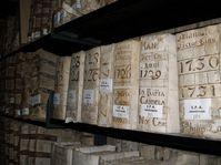 Vatikánský archiv, foto: Zákulisí Vatikánu / ČT