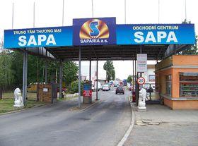 Пражский рынок Sapa, фото: ŠJů, CC BY-SA 3.0