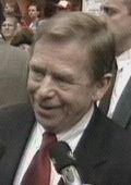 Кинофестиваль в Карловых Варах посетил президент Вацлав Гавел