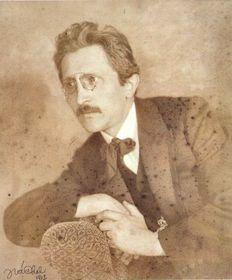 Josef Váchal, photo: Západočeská Galerie Plzeň