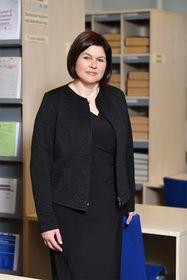 Eva Krumpová (Foto: Archiv des tschechischen Statistikamtes)