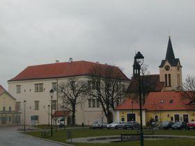 Schloss von Chvaly (Foto: Autorin)