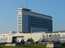 Здание Чешкого телевидения
