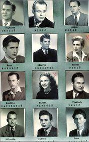 Эмигранты-коммунисты из Югославии (Фото: Архив Института по изучению тоталитарных режимов)