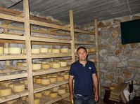 Livno cheese, photo: Filip Šebek / Czech Development Agency