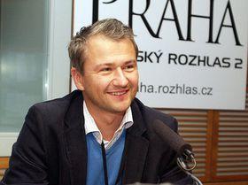 Marek Vrabec (Foto: Jan Sklenář, Archiv des Tschechischen Rundfunks)