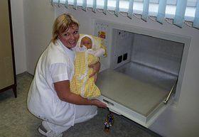 La babybox à Náchod