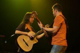 Rodrigo Sánchez y Gabriela Quintero, foto: YouTube