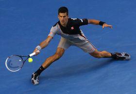 Novak Djokovic, foto: ČTK