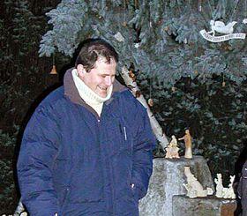 Alcalde de Suchdol, Petr Hejl