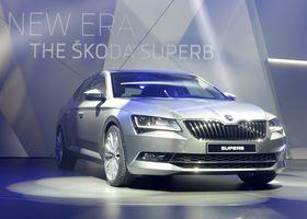 Škoda Superb, photo: CTK