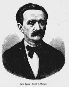 Karel Sabina, source: public domain