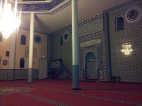 Moschee in Weiden (Foto: Offizielle Facebook-Seite Islam Bayern)